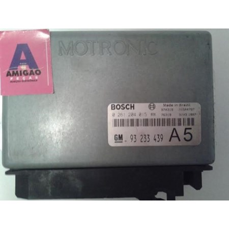 Módulo Injeção GM Kadett / Ipanema 2.0 MPFI - 0261204015 - 93233439 - A5 - Bosch *PREÇO SOB CONSULTA*