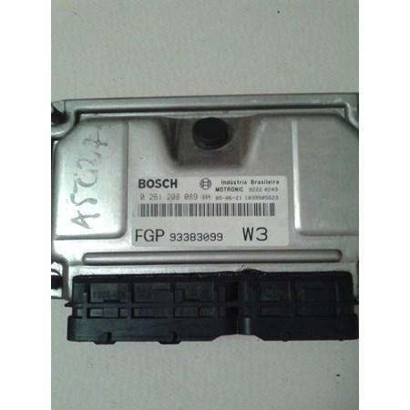 Modulo de Injeção GM Astra / Vectra 2.0 Flex - 0261208089 - 93383099 - BOSCH