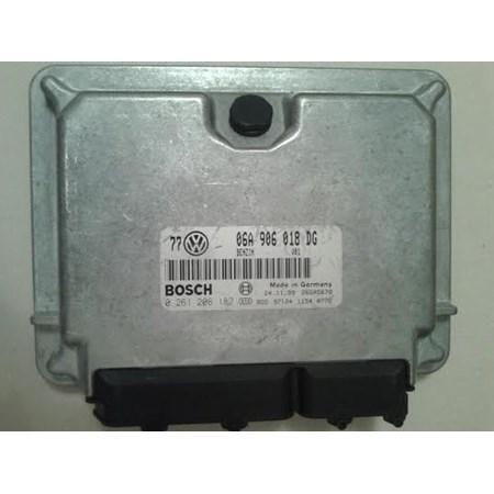 Modulo Injeção Volks Golf 2.0 - 06A906018DG - 0261206182 - Bosch *PREÇO SOB CONSULTA*