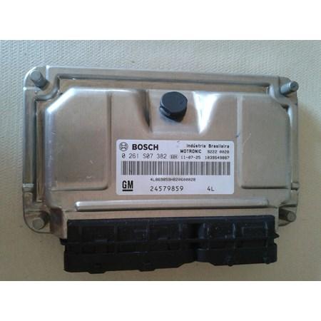 Módulo de Injeção - GM - Zafira 0261S07382 - 24579859 * - Original Bosch