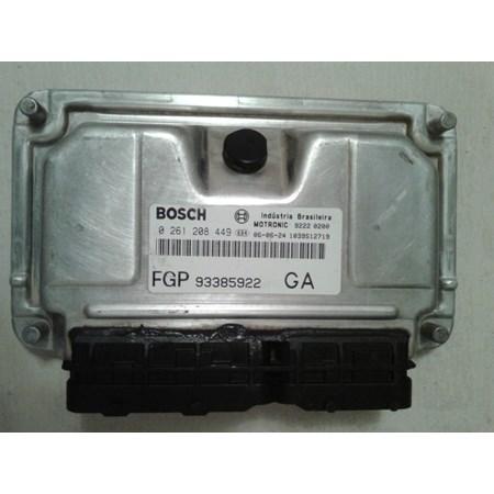 Modulo Injeção - GM Corsa 1.0 Flex - 0261208449 - 93385922 - GA
