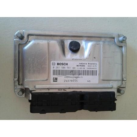 Módulo de Injeção GM Astra Vectra 2.0 Flex - 0261S06561 - 24578555 - Original