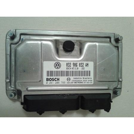 Módulo de Injeção VW Crossfox Fox 1.6 8v Flex 0261208789 032906032AN Original