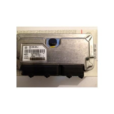 Módulo Injeção Fox / Gol 1.0 8V Flex - 030906034J - IAW 4BV.BT - Original