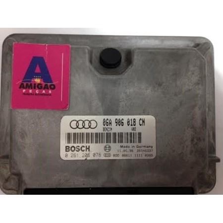 Módulo Injeção Audi A3 1.8 20v. Aspirado 0261206078 06A906018CN