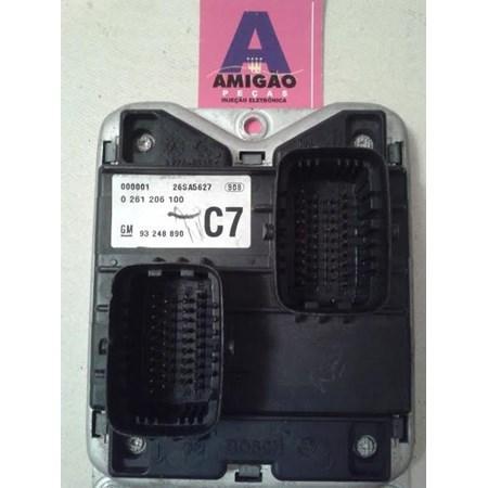 Módulo Injeção GM Astra 2.0 16v. - 0261206100 - 93248890 - C7 - Bosch