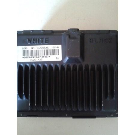 Módulo de Injeção GM S10 /SS10 /Blazer V6 4.3 Aut. Mec. 16208546 - 16231439 BXHD * PREÇO SOB CONSULTA*