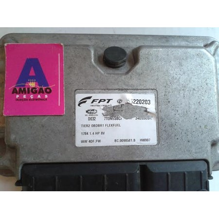Módulo Injeção Fiat Punto / Palio 1.4 - IAW 4DF.FW - 55220203 - Original *PREÇO SOB CONSULTA*