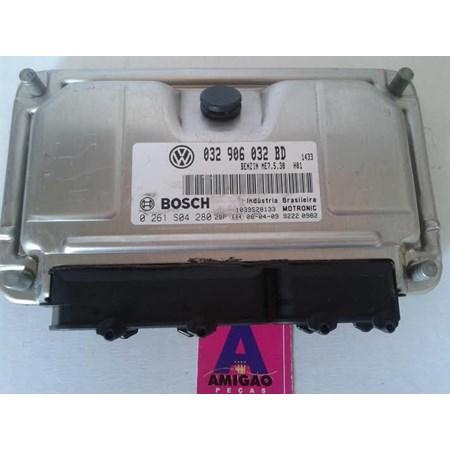 Módulo Injeção Volks Fox Gol G5 1.6 Flex 0261S04280 032906032BD
