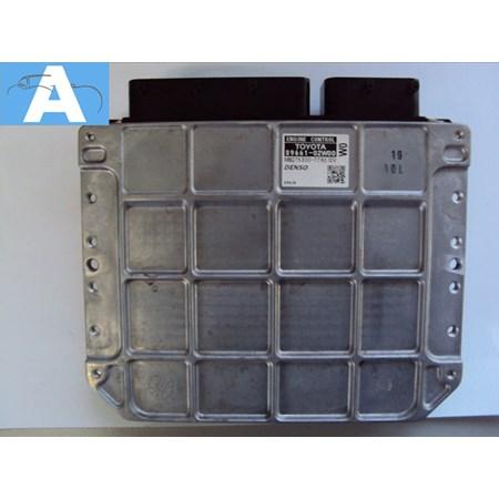 Módulo Injeção Toyota Novo Corolla Aut. Flex - 8966102W00 - Original
