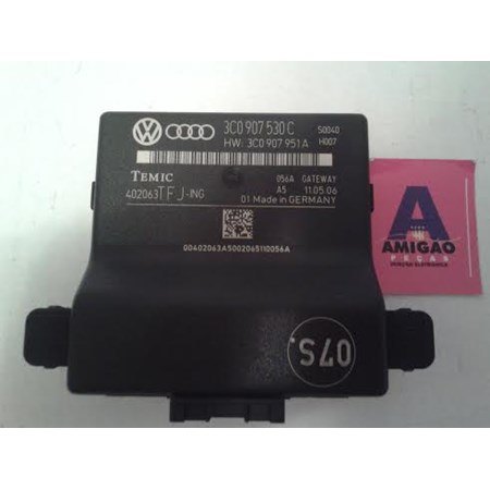 Módulo Controle Volks Passat - 3C0907530C - 3C0907951A - Original *PREÇO SOB CONSULTA*