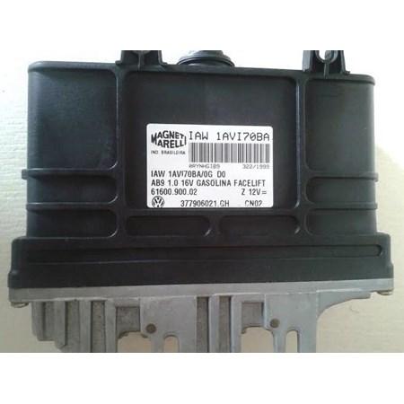 Modulo de Injeção Volkswagen Gol 1.0 16v - 377906021GH - IAW1AVI70BA (NOVO)