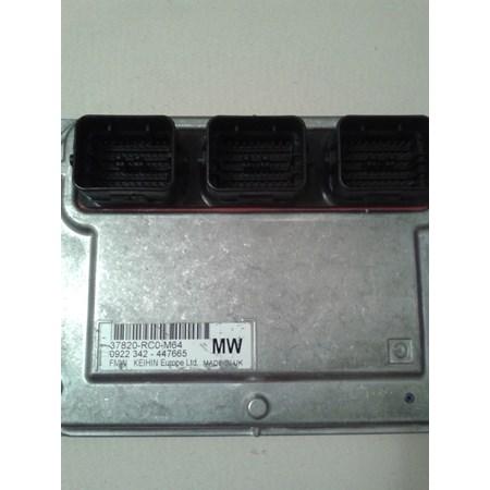 Módulo de Injeção Honda New Fit 1.4 2011 - 37820-RCO-M64 - Original