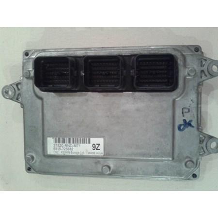 Módulo de Injeção Honda New Civic 1.8 16v. - 37820-RND-M71 - 6515-725382 - Original