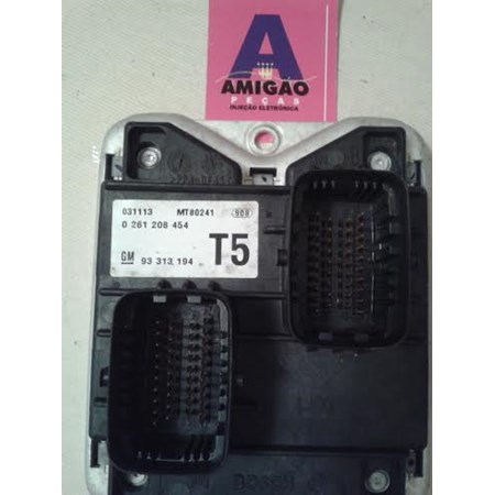 Módulo Injeção GM Astra / Zafira - 0261208454 - 93313194 - T5 * PREÇO SOB CONSULTA*