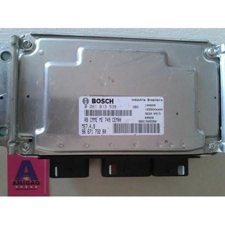 Módulo Injeção Peugeot / Citroen - 0261B13538 - 9667173280