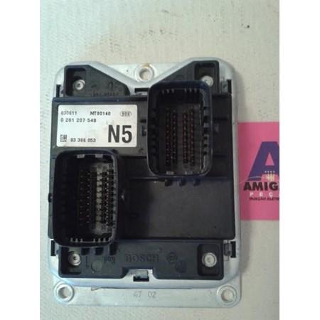 Módulo Injeção Astra 2.0 Gasolina - 0261207548 - 93366053 - N5 -