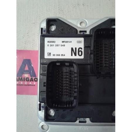 Modulo Injeção GM Astra 2.0 0261207549 93366054 N6 (NOVO)