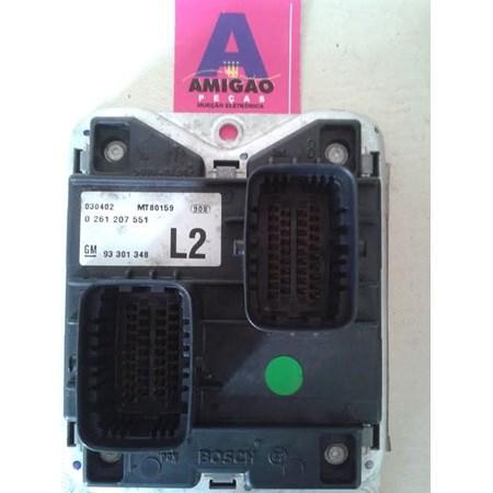 Módulo Injeção GM Astra - 0261207551 - 93301348 - L2 - Bosch * PREÇO SOB CONSULTA*