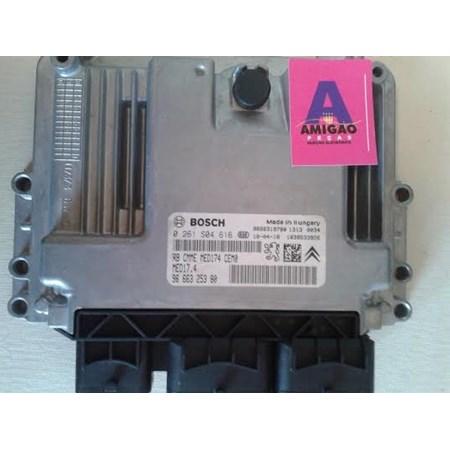 Módulo Injeção Peugeot 3008 - 0261S04616 - 9666325380 - Bosch original * PREÇO SOB CONSULTA *