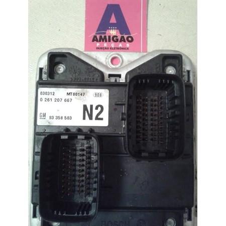 Módulo Injeção GM Astra - 0261207667 - 93358503 N2 * PREÇO SOB CONSULTA*