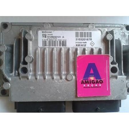 Módulo Câmbio Automático Sandero 1.6 16V - 310320167R - S126030101A - Original