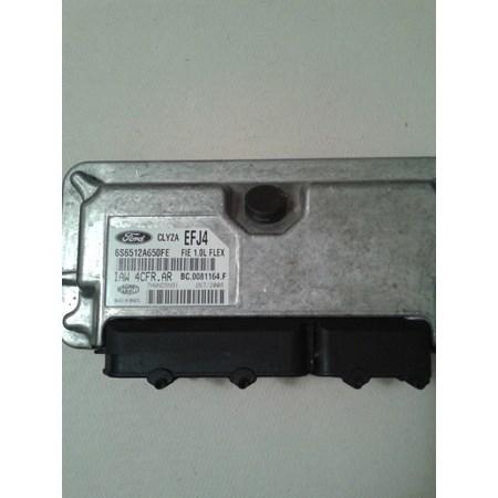 Módulo Injeção Ford Fiesta 1.0 Flex - 6S6512A650FE - IAW 4CFR.AR - Original * PREÇO SOB CONSULTA*