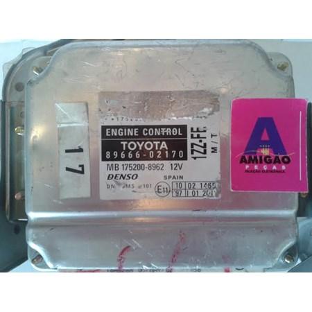 Módulo Injeção Toyota Corolla - 89666-02170 - 1752008962 - Original