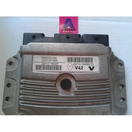 Módulo Injeção Renault Duster 2.0 - V29012075A - 237101800R - 237101543R *PREÇO SOB CONSULTA*
