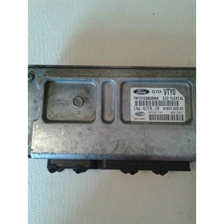 Módulo Injeção Ford Ecosport 1.6 Flex - 7N1512A650NA - IAW 4CFR.VR - Original