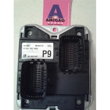 Módulo Injeção Astra 2.0 gasolina 0261207803 93392567 P9 * PREÇO SOB CONSULTA*