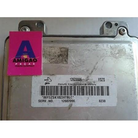 Módulo Injeção GM Captiva 6cc - 12628836 - YSZS - Original *PREÇO SOB CONSULTA*
