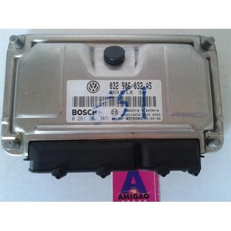 Módulo Injeção Polo Fox 1.6 8v Flex - 0261208785 - 032906032AS - Bosch