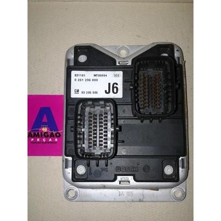 Módulo Injeção GM Astra 2.0 16V GAS. - 0261206899 - 93295995 - J6 - Original