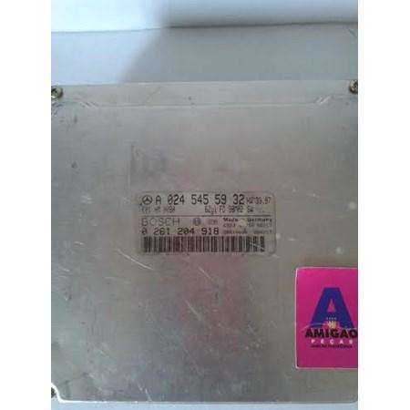 Módulo Injeção Mercedes Benz - ano 99 - 0261204918 - 0245455932 - Bosch