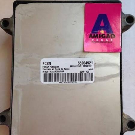 Módulo Injeção FIAT Stilo 1.8 8V Flex - 55204921 - FCSN *PREÇO SOB CONSULTA*