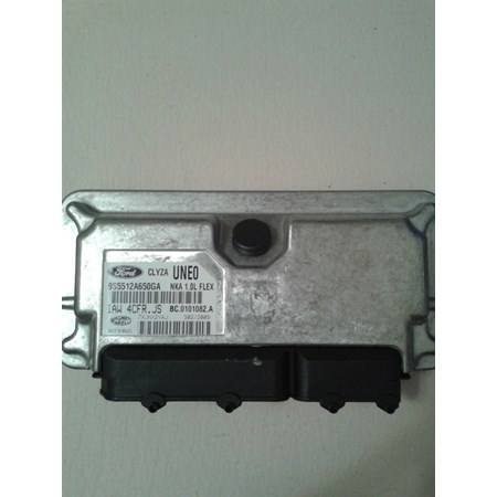 Módulo Injeção Ford Ka 1.0 Flex - 9S5512A650GA - IAW4CFRJS - UNEO NOVO