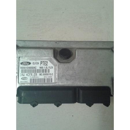 Módulo Injeção Ford Ka 1.0 - Flex - IAW 4CFR.ER - 9S5512A650AC  - PTE2 *