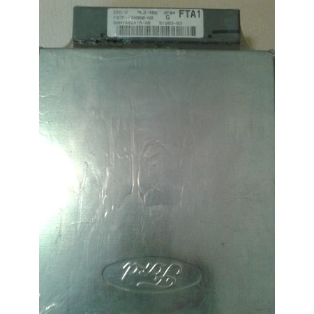 Modulo de Injeção Ford Ranger 4.0 6cc gas 98/2001 - F87F12A650NB *PREÇO SOB CONSULTA*
