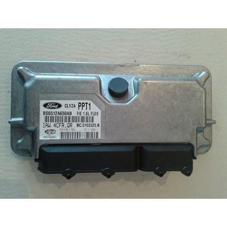 Módulo de Injeção Ford Fiesta 1.6 Flex - IAW4CFRQR - BS6512A650AB - Original