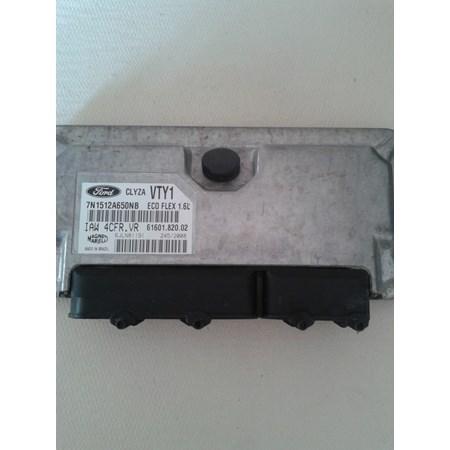 Módulo de Injeção Ford Eco Sport 1.6 Flex - IAW 4CFR.VR - 7N1512A650NB - Original
