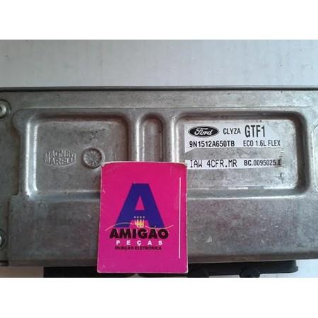 Módulo Injeção Ford Ecosport 1.6 Flex - 9N1512A650TB - IAW 4CFR.MR - Original