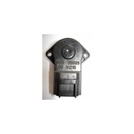Sensor Borboleta Ford Fiesta / Focus / Ecosport - 988F9B989BB - Novo - Original