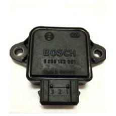 Sensor Borboleta / TPS Fiat Elba /Tempra / Uno - GM Astra / Kadett - 0280122001 - Original Bosch
