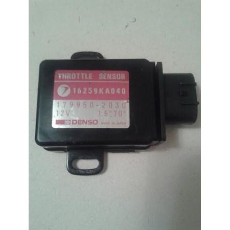 Sensor Borboleta / TPS Subaru Vivio - 179950-2030 - 16259KA040 - Denso