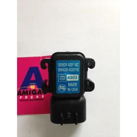 89420-02010 Sensor Assy Vac Toyota - Original Novo