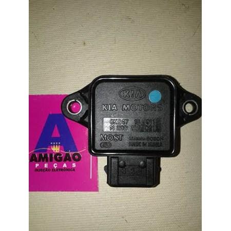 Sensor Borboleta/TPS Kia Sportage / Hyundai - M280122021 - 0K24718911 - Original