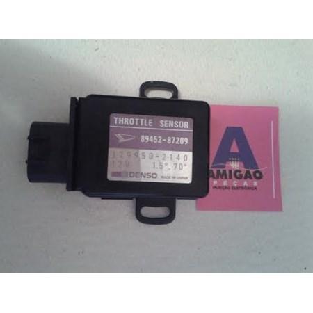 Sensor Borboleta / TPS Daihatsu Cuore - 89452-87209 - 179950-2140 - Denso