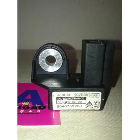 Sensor Air Bag Peugeot / Citroen - 9646768980 - Original