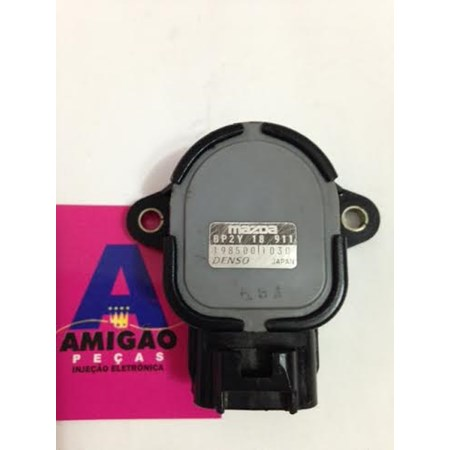 Sensor Borboleta/TPS Mazda - Kia - BP2Y18911 - 198500-1030 - Original